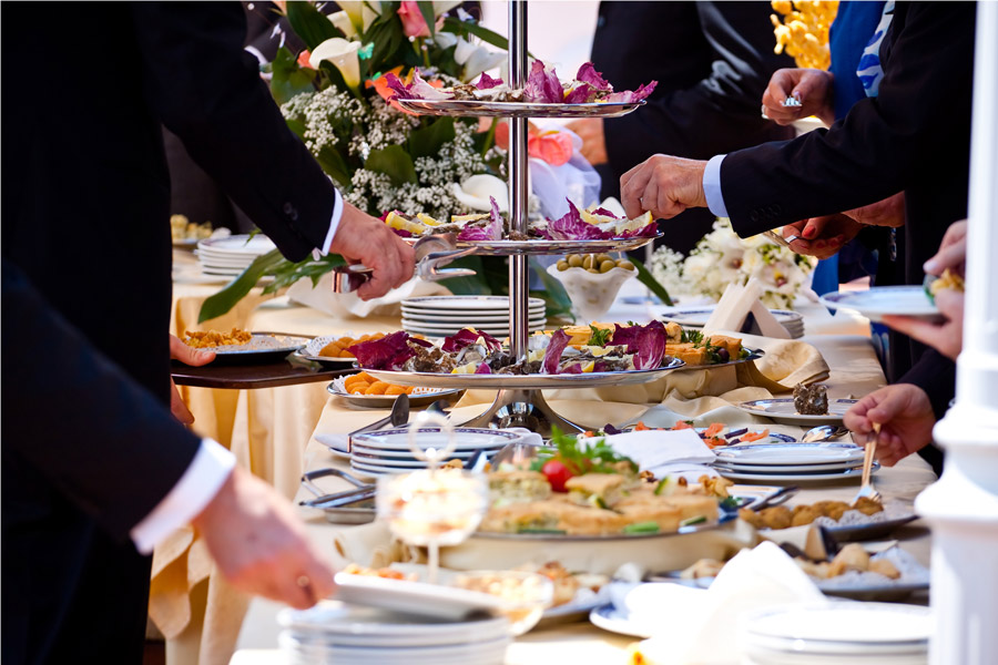 Weddings With Style Magazine || Reception & Catering Articles